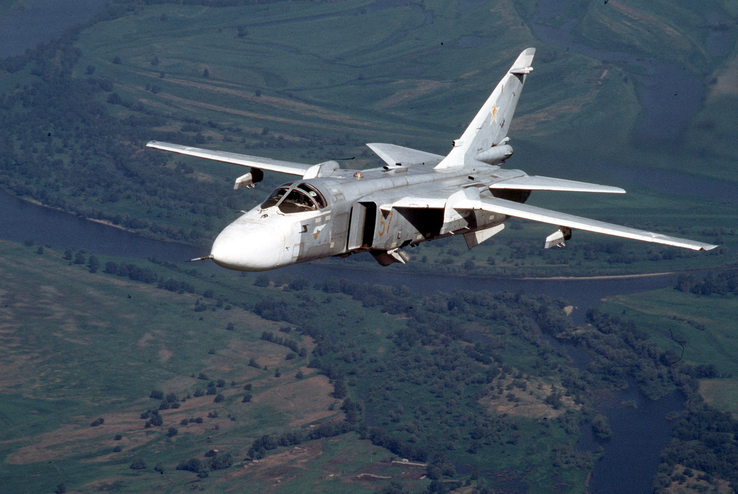 Russia denies it's in talks with Argentina on leasing jets