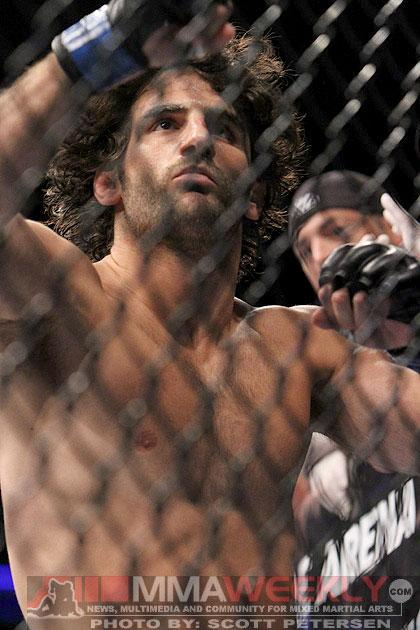 Charlie Brenneman Found New Life from Fan Support After UFC Release