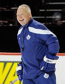 Toronto Maple Leafs coach Randy Carlyle takes on big task with little room for error