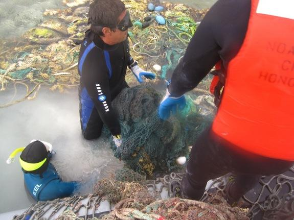 50 Tons of Litter Pulled from Pacific