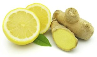 Lemon and ginger are two of the top detox foods