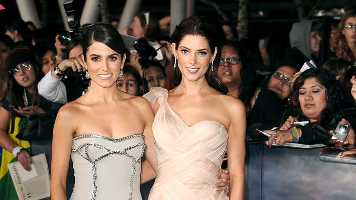 Nikki Reed, Ashley Greene