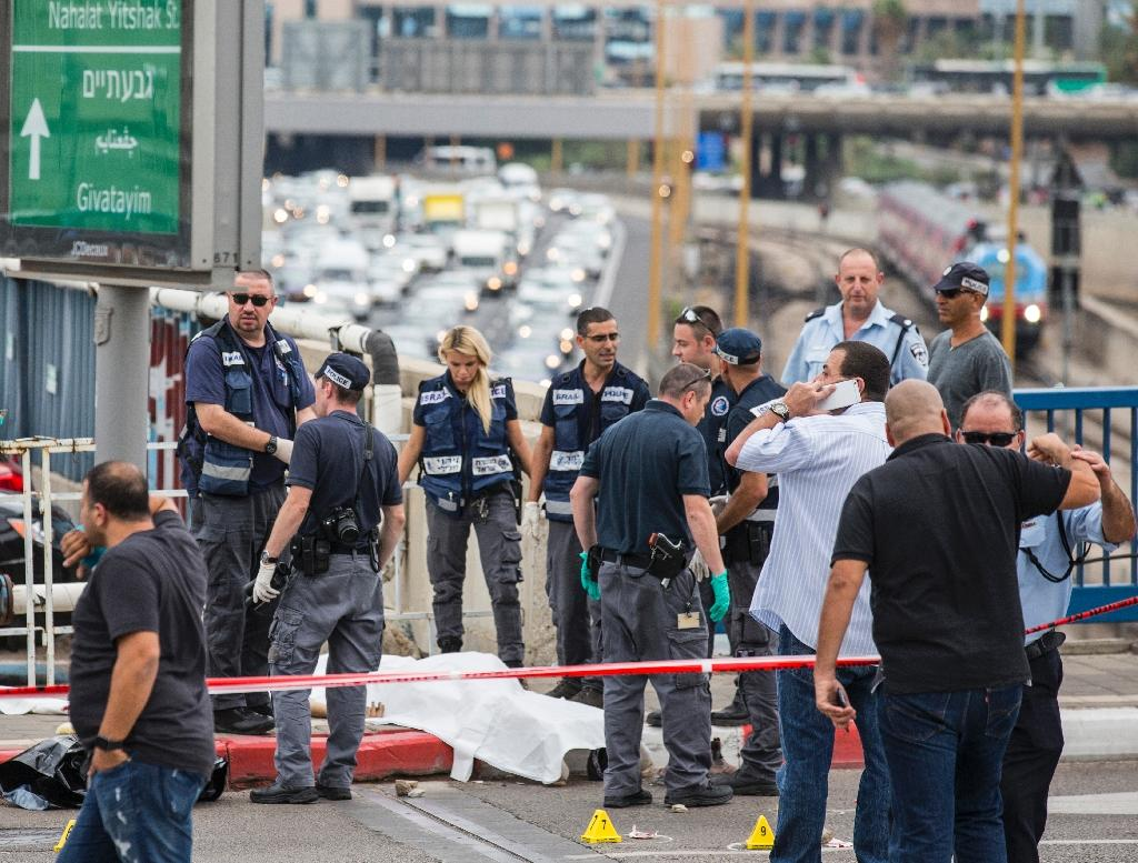 Israelis worried but defiant amid wave of stabbings