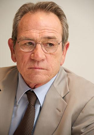 "Tommy Lee Jones ""Lincoln"""