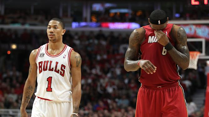 Miami Heat v Chicago Bulls - Game Five