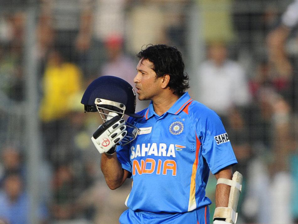 indian batsman sachin tendulkar reacts 20120316 042857 557 - Top Cricket Photos of 2012