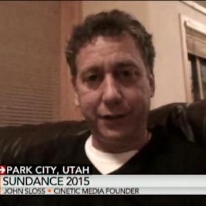 Netflix Is a `Major Player' at Sundance: Cinetic's Sloss