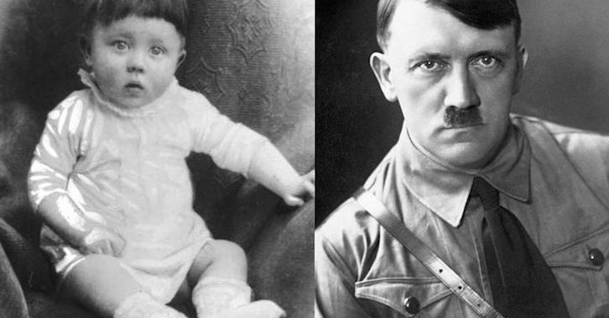 13 Childhood Photos Of History's Most Evil Humans