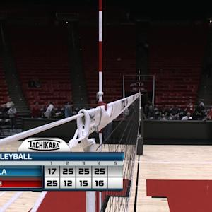 Recap: UCLA women's volleyball tops Utah in four sets