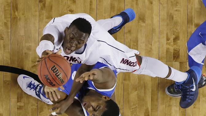 UConn center Brimah to undergo shoulder surgery
