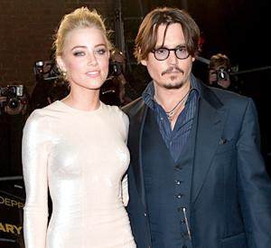 Johnny Depp, Amber Heard to Reunite on Big Screen in Thriller London Fields