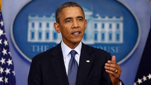 Obama Announces Insured Can Keep Health Plans for a Year (ABC News)