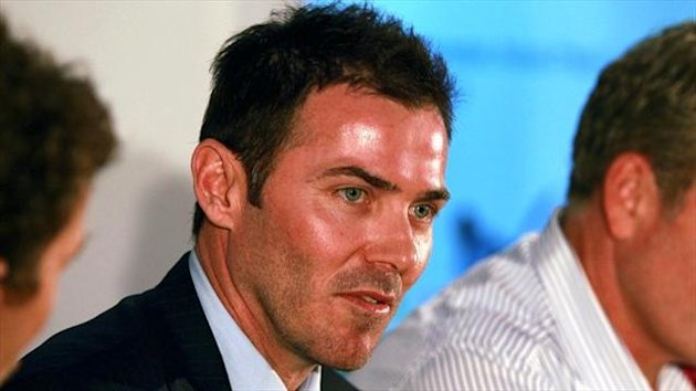 Damien Martyn, pictured, still hopes the current crop can buck up their ideas under Michael Clarke's captaincy