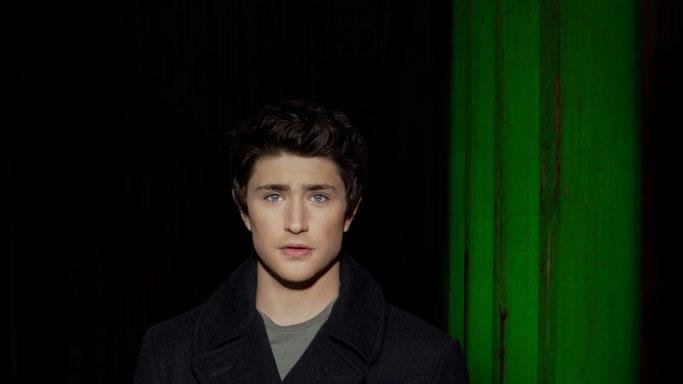 Matt Dallas stars in Kyle XY.