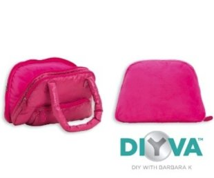 The DIYVA Pillow Purse