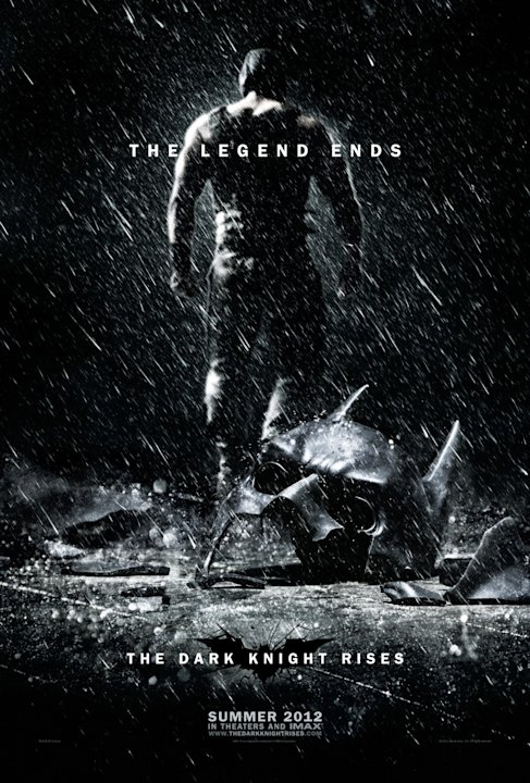 Best and Worst Movie Posters 2012  The Dark Knight Rises
