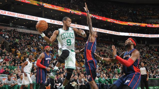 Rondo has 18 assists, Celtics beat Pistons 118-111