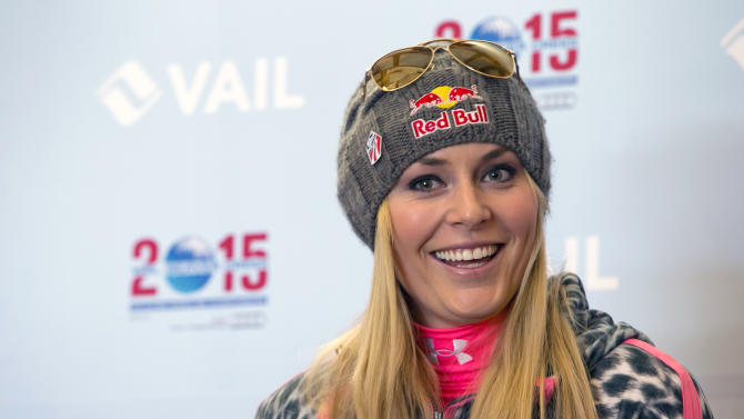 Lindsey Vonn says she will race at Lake Louise