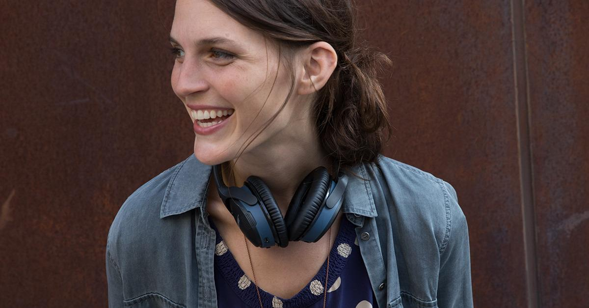 BOSE® Wireless Headphones