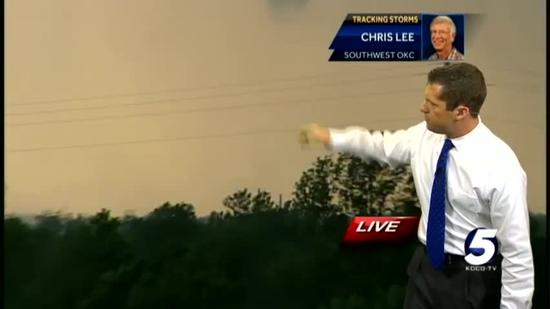 Video: Catastrophic tornado moves through Moore, Okla.