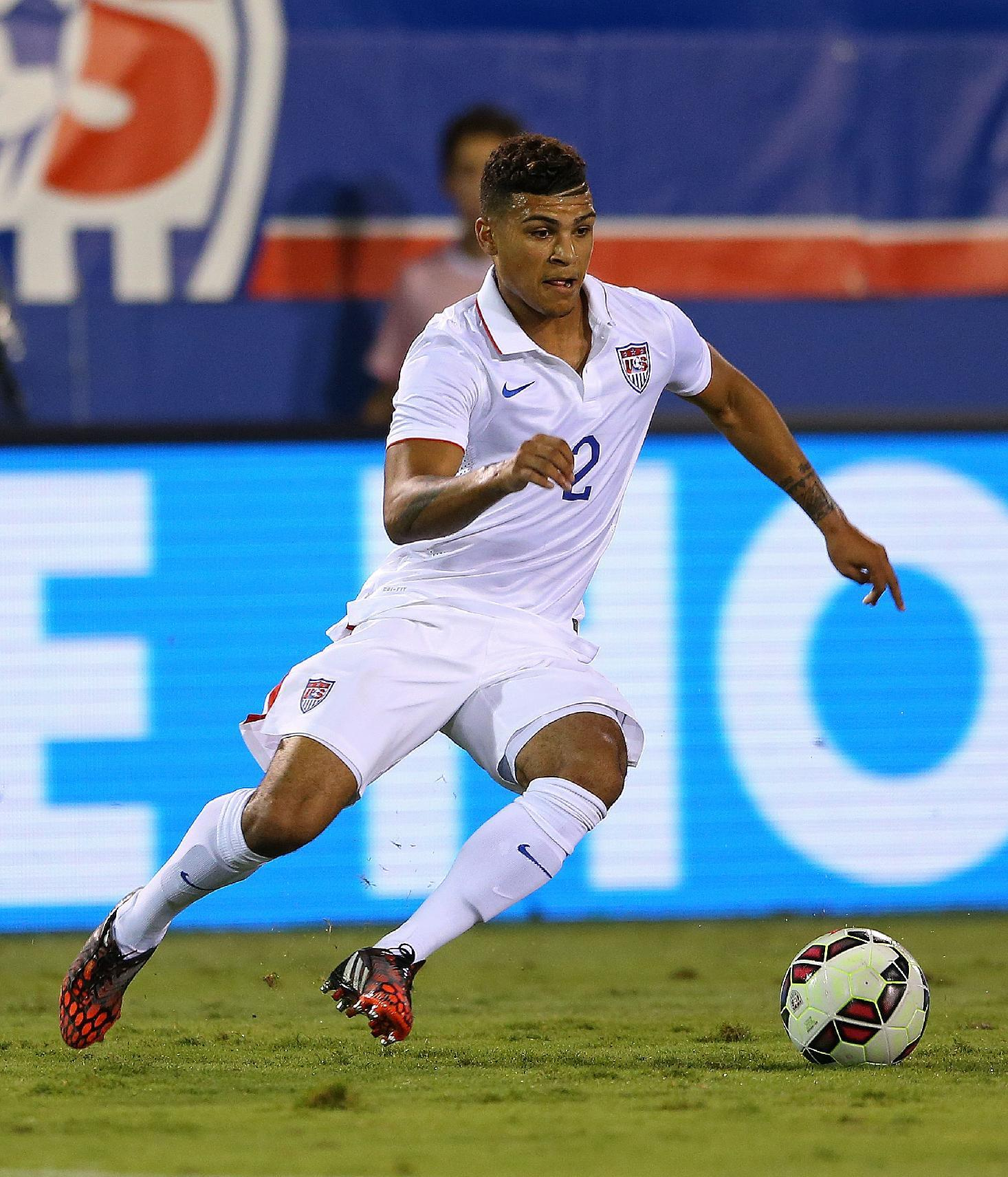 Tottenham's Yedlin to join US for friendlies