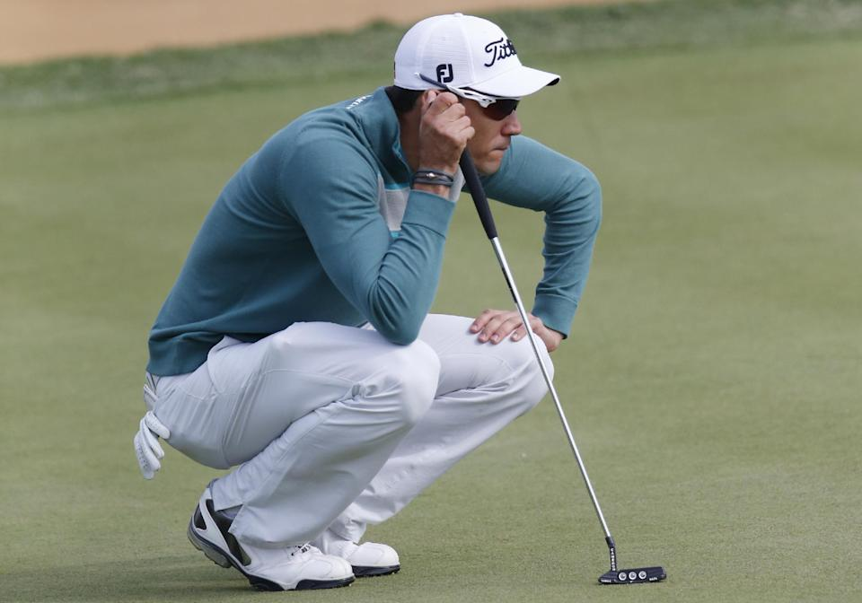 Guthrie, Cabrera-Bello tied for lead in Shanghai
