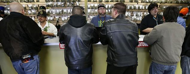 Colorado considers welfare card ban at pot shops