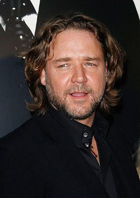 Russell Crowe at the New York City premiere of Universal Pictures' American Gangster