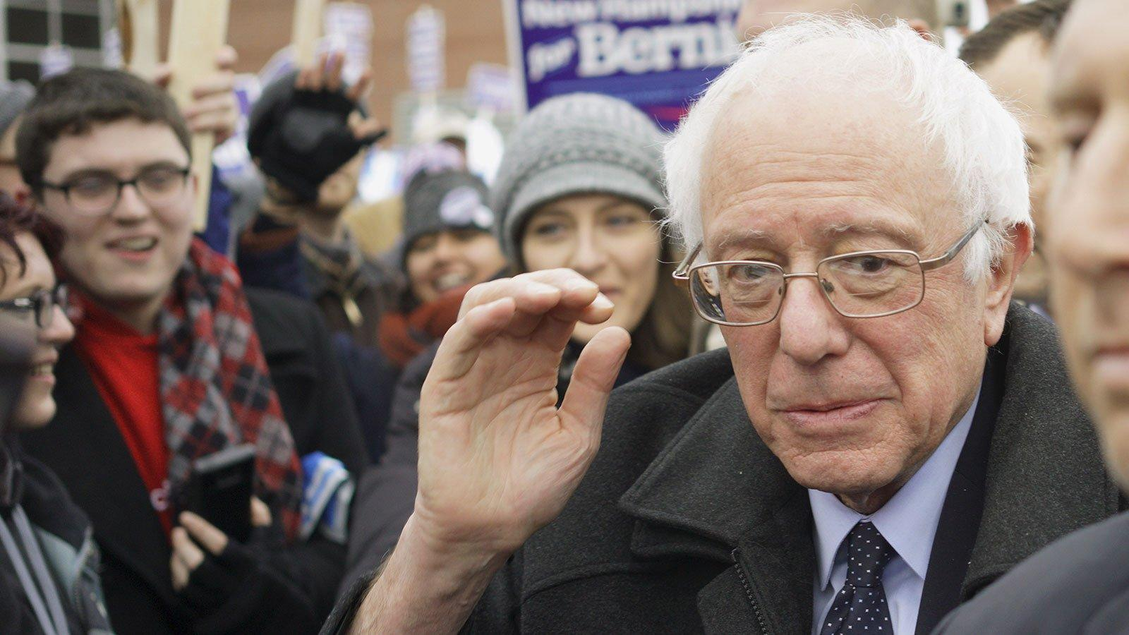 Will Bernie Sander's Foreign Policy Stumbles Derail His Campaign?