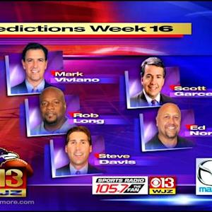 Local Expert Picks: Ravens Vs. Patriots