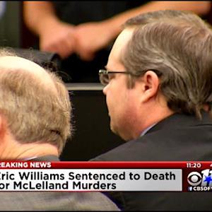 Jurors Sentence Kaufman Killer To Death