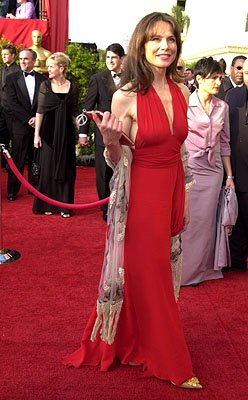 Barbara Hershey 73rd Academy Awards Los Angeles, CA  3/25/2001