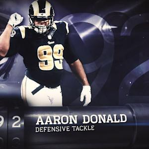 'Top 100 Players of 2015': No. 92 Aaron Donald