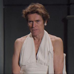 Willem Dafoe channels his inner Marilyn Monroe in Super Bowl 50 commercial