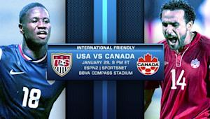 Preview: History favors USMNT against young Canadians