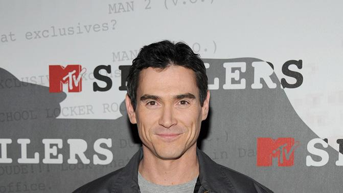 Watchmen Screening LA 2009 Billy Crudup