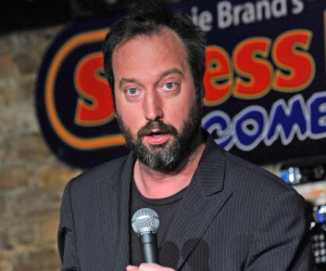 Tom Green's Religious Experience, When William Shatner Was His Landlord
