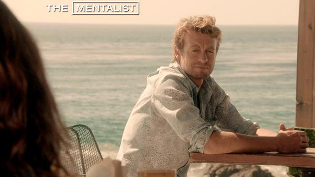 The Mentalist - Fellow American