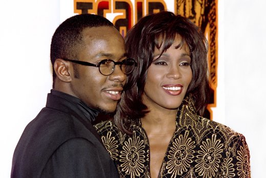 12. Bobby Brown and Whitney Houston
