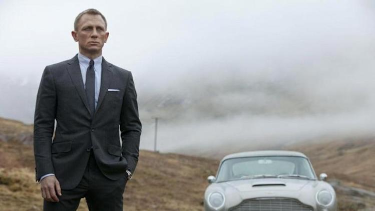 Oscars To Fete James Bond - Finally