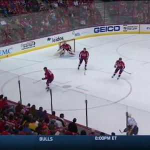 Alex Ovechkin Hit on Mike Fisher (18:40/2nd)