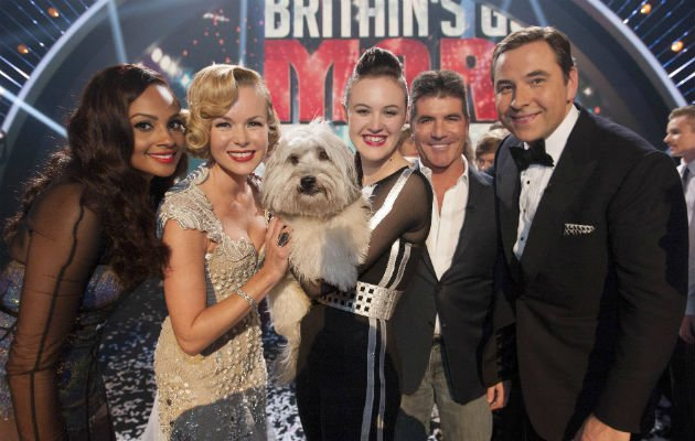 Britain's Got Talent... prize fund halved this year (Copyright: Rex)