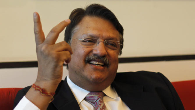 India tycoon's got tons of cash, nowhere to invest