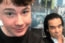 Twitter is pissed after guy takes selfie with Nick Cave, but doesn't know who he is