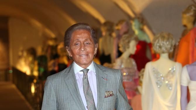 Valentino: Master Of Couture - Photocall