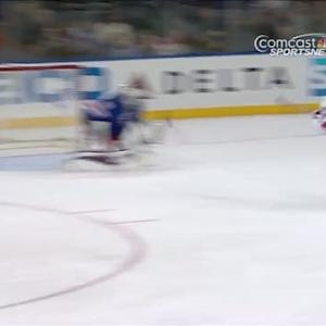 Penalty Shot: Grabovski vs Lundqvist
