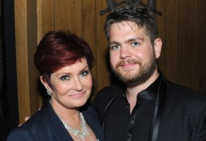 Sharon Osbourne and Jack Osbourne …