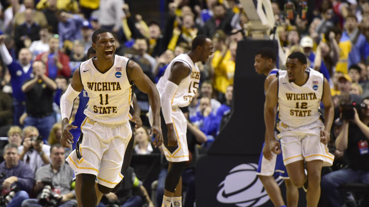 NCAA Basketball: NCAA Tournament-3rd Round-Wichita State vs Kentucky