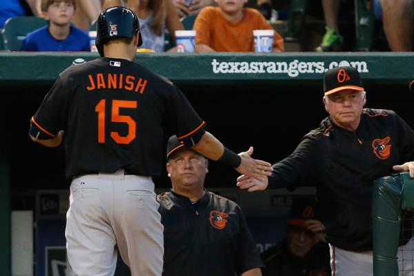 GameZone: Orioles look to get back on track in Texas