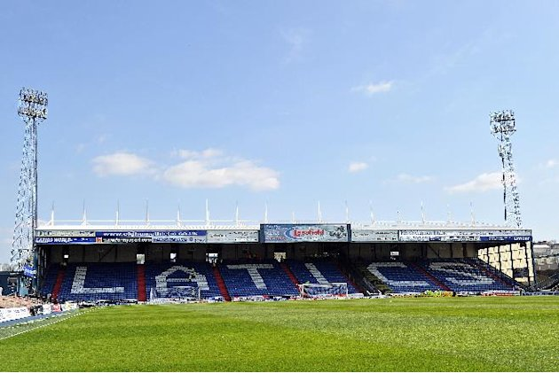 Oldham Athletic stadium, Boundary Park